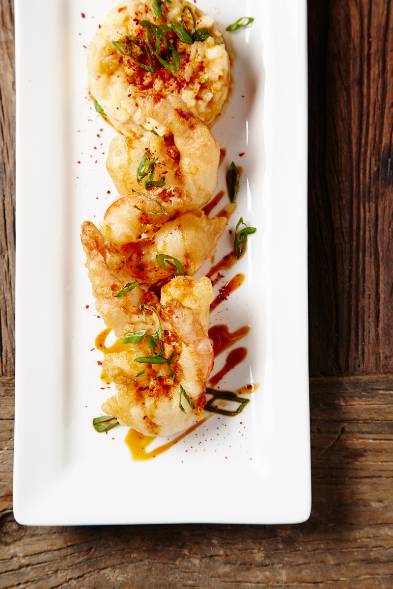 Tempura Shrimp photo by Chris Kessler Photography.  Chris Kessler is a freelance Photographer based in Milwaukee Wisconsin. Specializing in Food photography and portraiture.