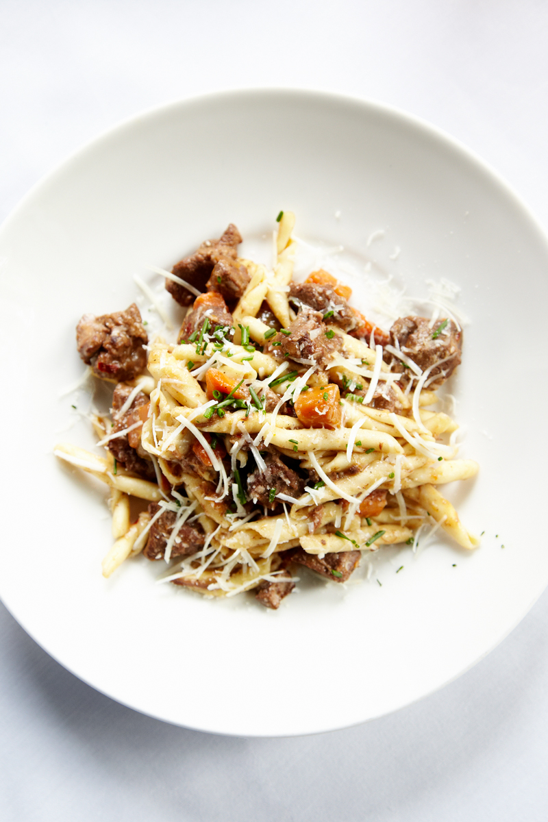 Wild Boar Ragout photo by Chris Kessler Photography.  Chris Kessler is a freelance Photographer based in Milwaukee Wisconsin. Specializing in Food photography and portraiture.