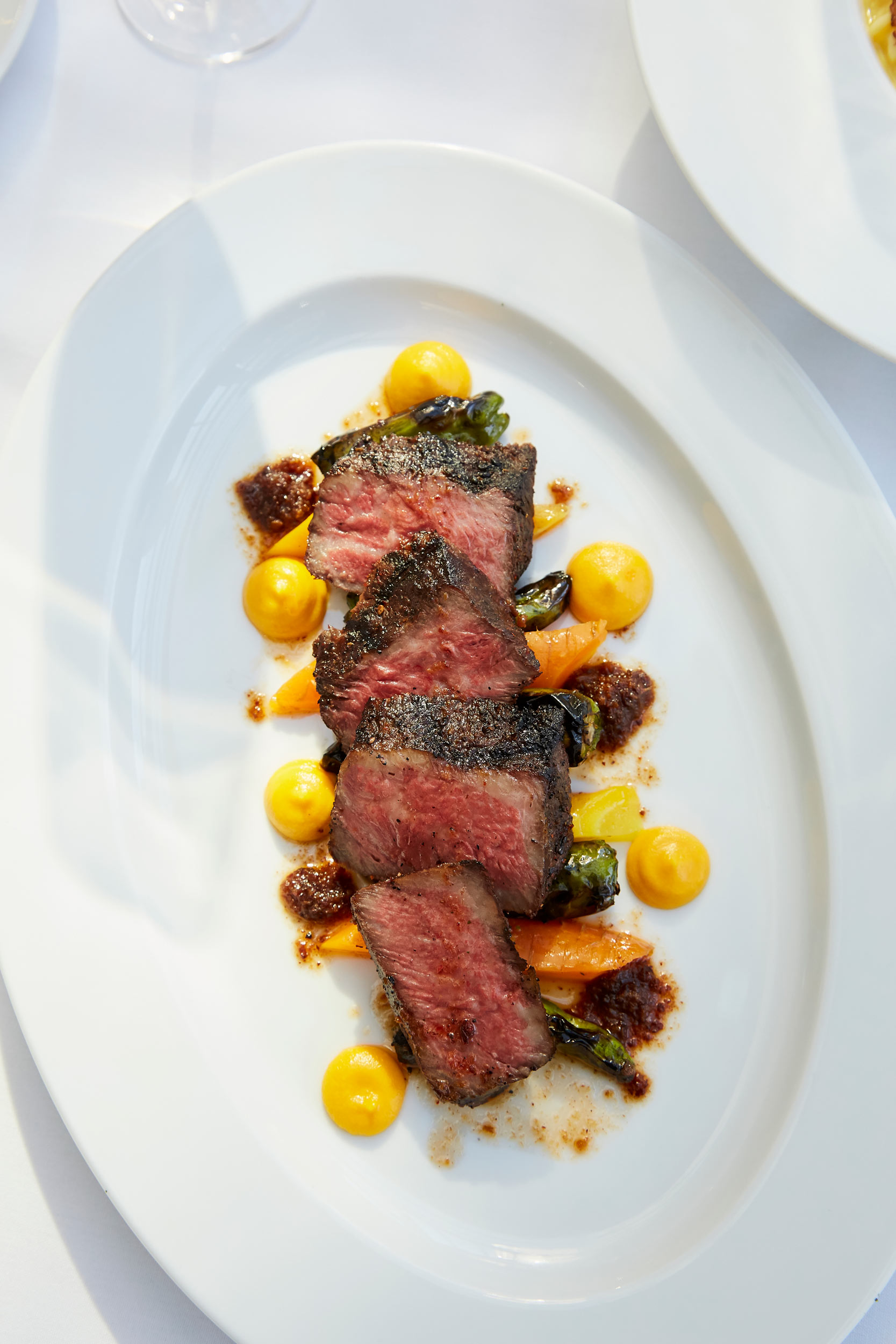 Wagyu Flat Iron Steak photo by Chris Kessler Photography.  Chris Kessler is a freelance Photographer based in Milwaukee Wisconsin. Specializing in Food photography and portraiture.