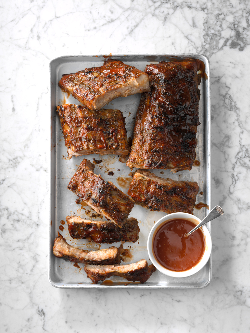 Grilled Baby Back Ribs photo by Chris Kessler Photography.  Chris Kessler is a freelance Photographer based in Milwaukee Wisconsin. Specializing in Food photography and portraiture.